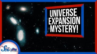Why Physics Can't Totally Explain the Universe's Expansion | SciShow News