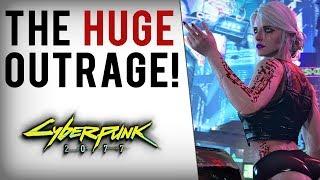 Cyberpunk 2077 Causes Outrage & Boycott With Joke On Twitter...