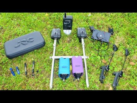 TACKLE-CLIP 5 - Bissanzeiger,Swinger und Hanger