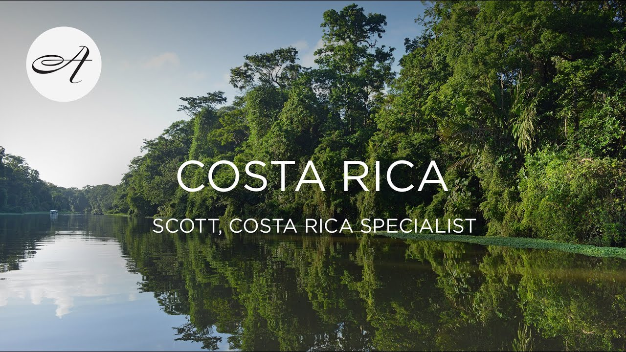 My travels in Costa Rica, 2017