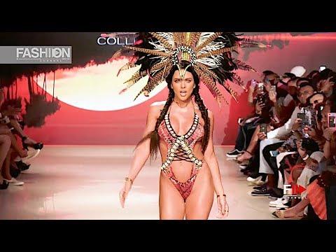 LILA NIKOLE Art Hearts Fashion Beach Miami Swim Week 2018 SS 2019 - Fashion Channel