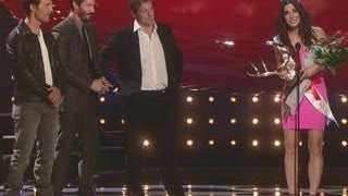 McConaughey's Speech to Sandra Bullock Will Make You Swoon! (WATCH)
