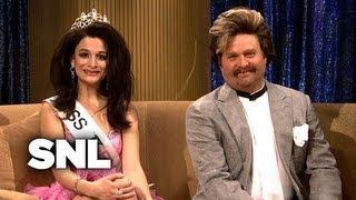 Pageant Talk - Saturday Night Live