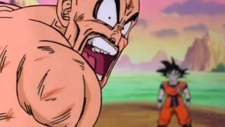 DBZ Kai Over 8000 (Goku Vs Nappa Beginning)
