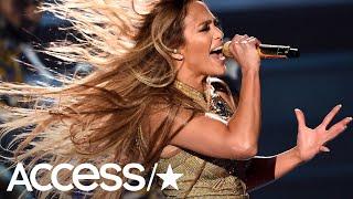 Jennifer Lopez Thanks Her Twins & Alex Rodriguez In Touching VMAs Speech
