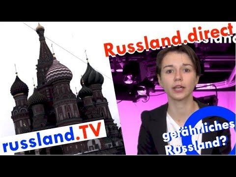 Ist Russland gefährlich? [Video]