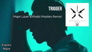 Major Lazer & Khalid   Trigger (Madsko Remix) [Copyright Free]
