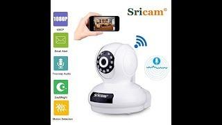 Sricam 1080P HD IP WLAN Kamera