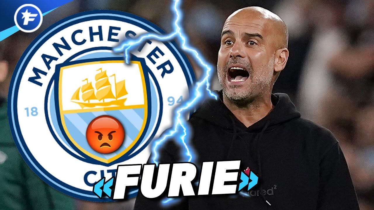 Les FANS de Manchester City sont FURIEUX contre Pep Guardiola   Revue de presse