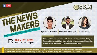 The News Makers: Next Tech Champs