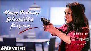 #HappyBirthdaySharddha  Chapter 2 of The Shades of Saaho. #Saaho The Multi-Lingual Indian Movie ft. Rebel Star Prabhas and Shraddha Kapoor, Directed by Sujeeth and Produced by GULSHAN KUMAR & BHUSHAN KUMAR & T-SERIES PRESENT ,Vamsi, Pramod and Vikram under UV Creations.   Presenting the Making Of Abu Dhabi Schedule Featuring The Action Choreographer Kenny Bates. Music For This Video Has Been Composed By Thaman S While The Music For The Movie Has Been Composed By Shankar Ehsaan Loy.   The Prestigious Indian Film Saaho Also Stars Jackie Shroff, Neil Nitin Mukesh, Vennela Kishore, Murli Sharma, Arun Vijay, Prakash Belavadi, Evelyn Sharma, Supreeth, Lal, Chunky Pandey, Mandira Bedi, Mahesh Manjrekar, Tinu Anand Among Others. Saaho Is Being Made In 4 Languages Simultaneously - Telugu, Hindi, Tamil And Malayalam.  Movie: Saaho  Cast: Prabhas, Shraddha Kapoor, Jackie Shroff, Vennela Kishore  Director: Sujeeth Producers: Vamsi Krishna Reddy, Pramod Uppalapati and Vikram Reddy Banner: T-Series, UV Creations  Music Director: Shankar Ehsaan Loy  Director of photography: R. Madhie  Production Designer: Sabu Cyril Editor: Sreekar Prasad  VFX Supervisor: Kamal Kannan Action Choreographer: Kenny Bates  Teaser Editor: Nikhil Nadella  Making team - Shankar Vadla, Bhaskar Boorla   Sound Effects Designer: Sachin Sudhakaran   Enjoy & stay connected with us! ► Subscribe to T-Series: http://bit.ly/TSeriesYouTube ► Like us on Facebook: https://www.facebook.com/tseriesmusic ► Follow us on Twitter: https://twitter.com/tseries ► Follow us on Instagram: http://bit.ly/InstagramTseries
