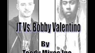 Bobby Valentino Anonymous Vs. Justin Timberlake My Love HOT