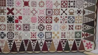 Dear Jane: Finishing The Most Often Started, Least Often Finished Quilt