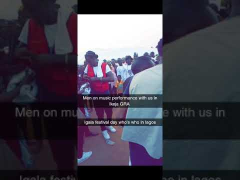 Download Igala Boy MEN ON MUSIC PERFORMANCE IN LAGOS STATE HD Mp4 3GP Video and MP3