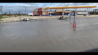 Watch live: KPRC 2's crew on the ground in Norco shows damage, flooding from Ida
