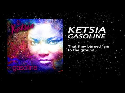 KETSIA - Gasoline (Lyric Video)