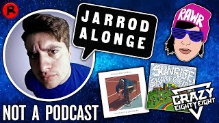 Jarrod Alonge on Being a Guitar Legend, Satire in Music, & Our Past Beef | Not A Podcast