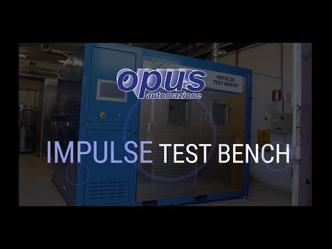 Impulse Test Bench