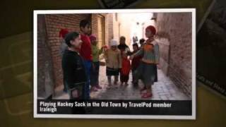 preview picture of video 'The Silk Road:Kashgar and the New Silk Road Lraleigh's photos around Kashgar, China (slideshow)'
