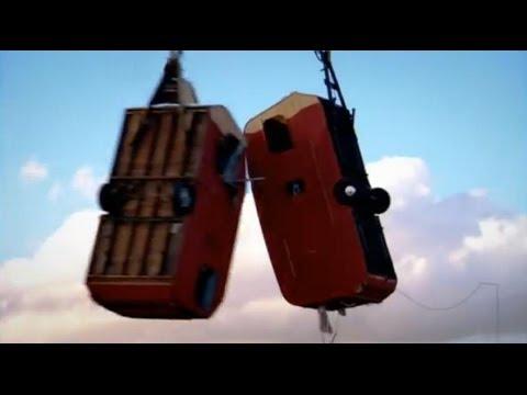 Caravan Conkers! – Top Gear – BBC