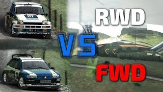 Dirt Rally || Battle || Who is faster?
