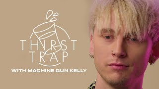 """Machine Gun Kelly Shares His Biggest Weakness & Reveals His """"Mystery Woman On Thirst Trap 