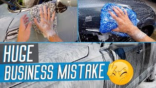 STOP WASHING CARS | The Most Dangerous Customer Out There...