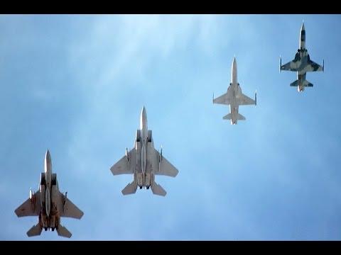 PAF MODERN FIGHTER-JETS OPTIONS 2016 F-5E III & KFIR-60+