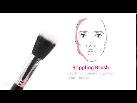Boozyshop Boozyshop BoozyBrush Stippling Brush
