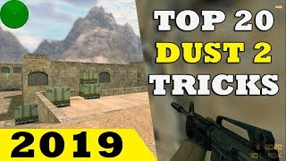 CS 1.6 Top 20 tricks on DUST 2