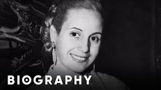 Eva Peron - Former First Lady of Argentina | Mini Bio | BIO