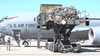 285th ASMC and 137th Signal Co. advance teams deploy to Puerto Rico