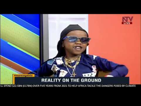 ON THE GROUND: Reality with Uganda's youngest rapper, Fresh Kid