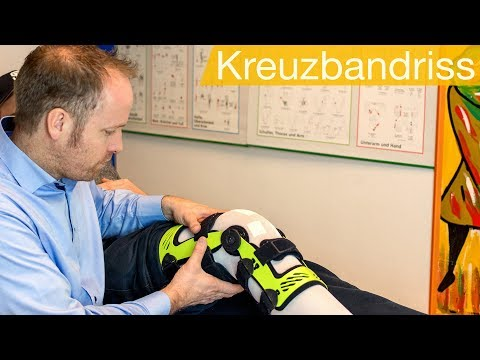 Physiotherapie in Verformen Arthrosen des Kniegelenks