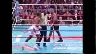 Lennox Lewis vs Mike Tyson (Леннокс Льюис против Майка Тайсона) поражение Тайсона
