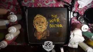 Doctor Who Pancake Art (Remastered!!)