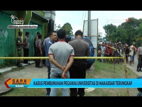 Kasus Pembunuhan Pegawai Wanita di Kampus Makassar Terungkap, Pelakunya Dosen