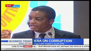 KRA on Corruption: The need for countries to build capacity in sharing best practices