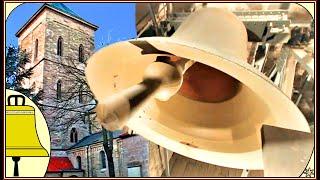 preview picture of video 'Osnabrück Dom St. Peter: Glocken der Katholische Kirche (Plenum)'
