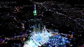 preview picture of video 'Clock tower madina in ksa'