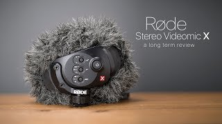 Video Gear Guide: Rode Stereo Videomic X (long term review)