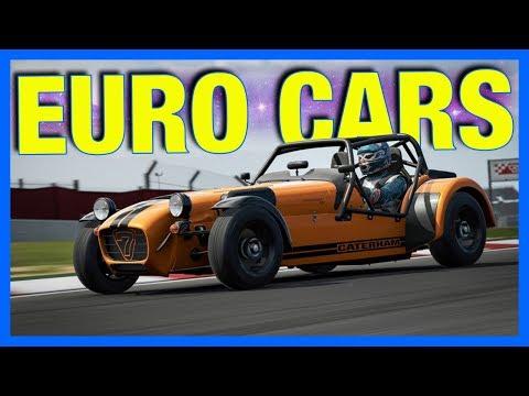 Forza 7 : NEW TRACK & VW!! (European Cars, Week 5)
