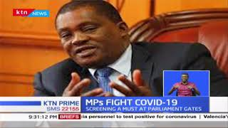 MPs fight Covid-19: Senate and National Assembly to consider early recess