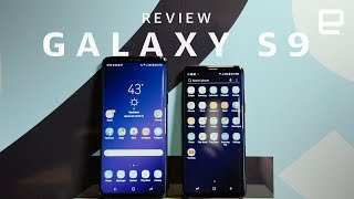 Samsung Galaxy S9 and Samsung Galaxy S9+ Review