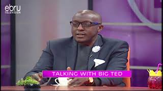 Big Ted On Why Uhuru Kenyatta Is The