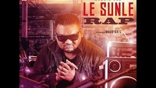 Le Sunle Rap - thekronik969