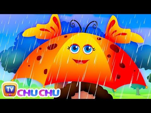 Rain, Rain, Go Away Nursery Rhyme With Lyrics - Cartoon Animation Rhymes & Songs for Children Screenshot 1