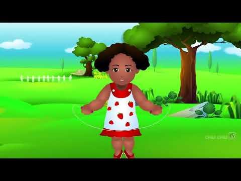 Rain, Rain, Go Away Nursery Rhyme With Lyrics - Cartoon Animation Rhymes & Songs for Children Screenshot 2
