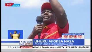 Rais Uhuru Kenyatta atoa onyo kwa wanaopanga maandamano