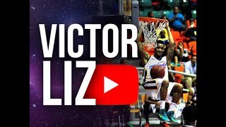 Victor Liz 🔥🔥 Capitan de la selección Dominicana (Dominican Republic basketball)